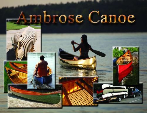 Ambrose Canoe Card